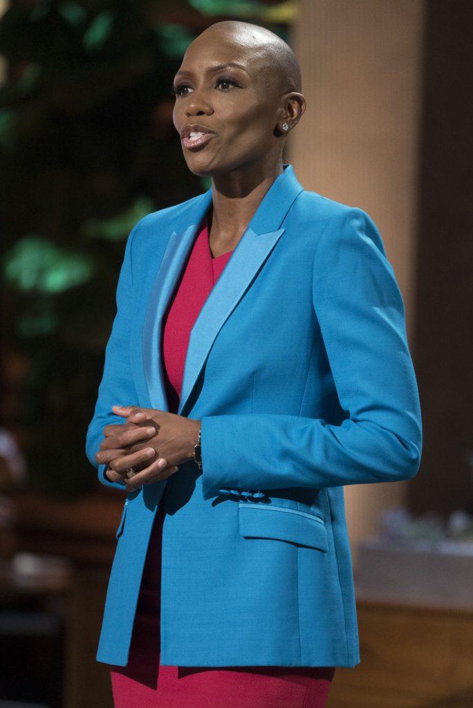 Sanaia Applesauce CEO Keisha Smith Jeremie on Shark Tank