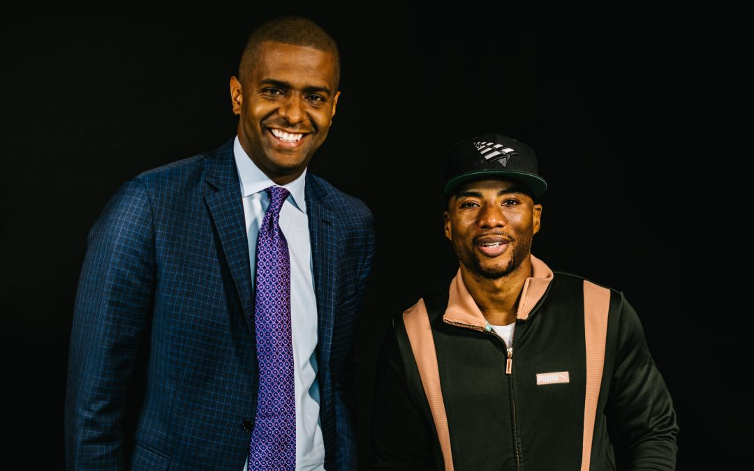 Charlamagne Tha God and Bakari Sellers Team Up For New Film Project [VIDEO]
