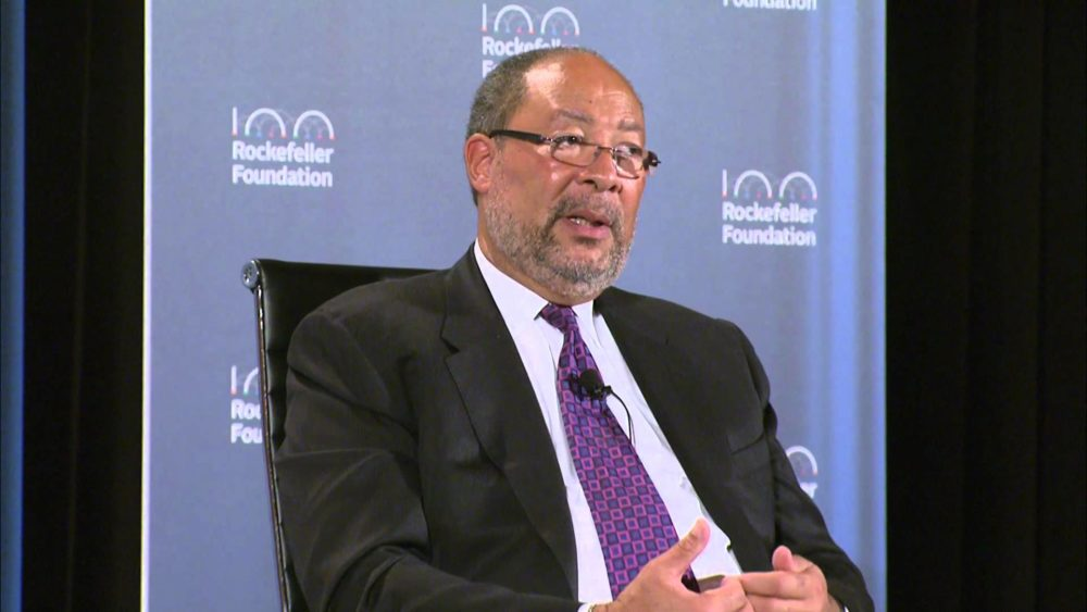 Citing Health Concerns, Dick Parsons Resigns as CBS Interim Chairman of the Board
