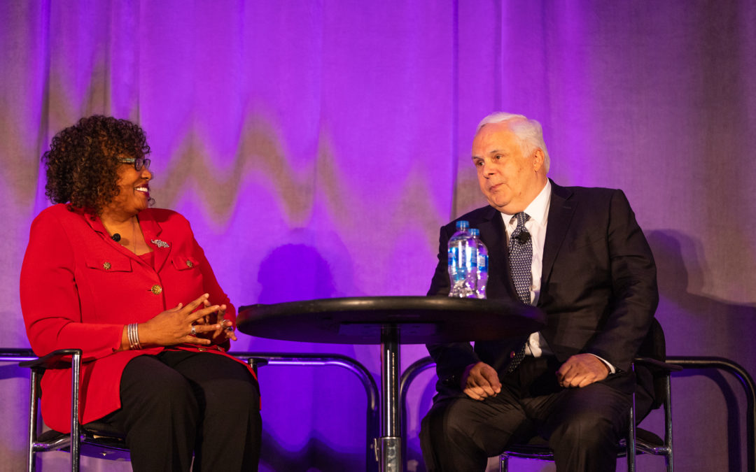 4 Business Success Lessons From FedEx Founder at Black MBA Conference