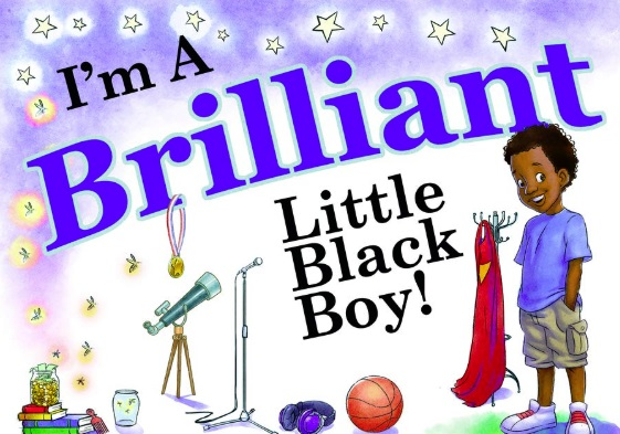 Book 'I'm A Brilliant Little Black Boy!' Turns Into an Animated Series