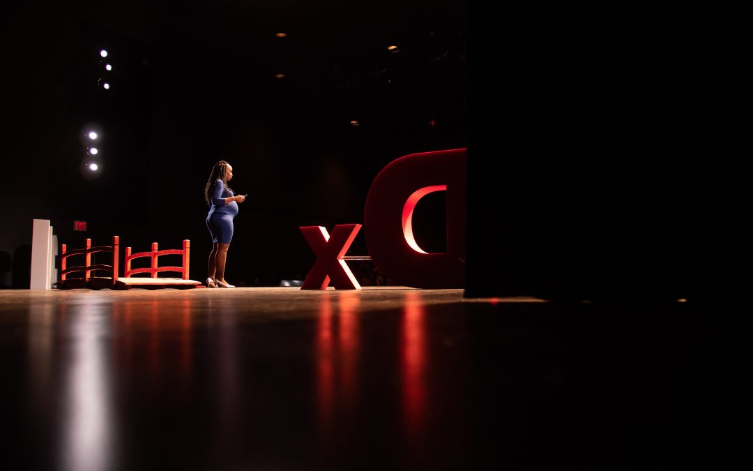 Black Mompreneurs Stand Up: One Woman's Journey To Organize Her Own TEDx Event