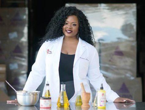 Former Waitress, Now Natural Hair Entrepreneur, Shares Lessons Learned
