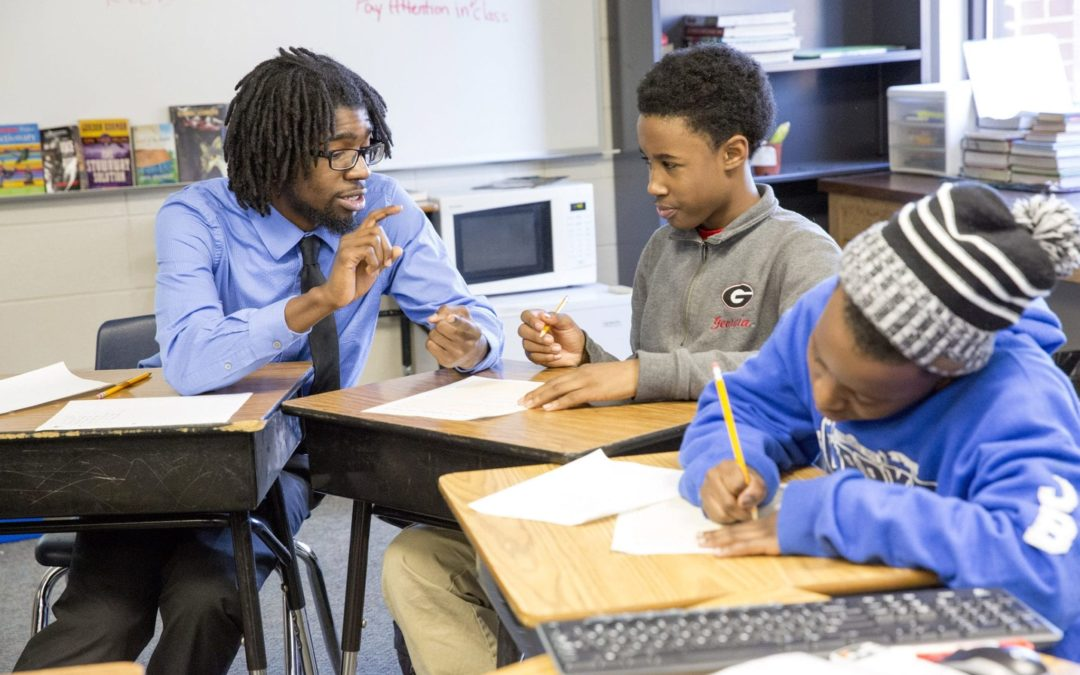 Attacking The 2% Problem: Black Male Teacher Recruitment