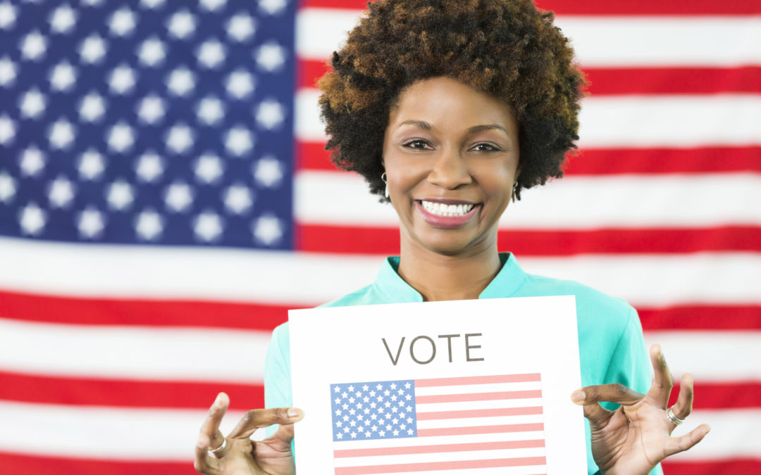 New $2.6 Million Campaign Encourages Black Voter Turnout in Midterm Elections