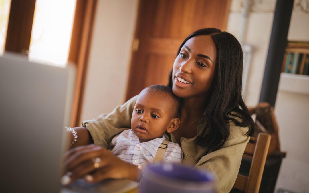 5 Ways Black Mompreneurs Can Up Their Entrepreneurial Hustle