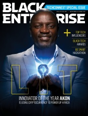 Black Enterprise Magazine September/October 2018 Issue