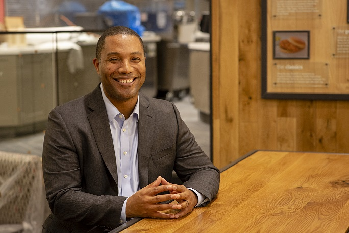 From Naval Officer to Chick-fil-A Franchise Owner