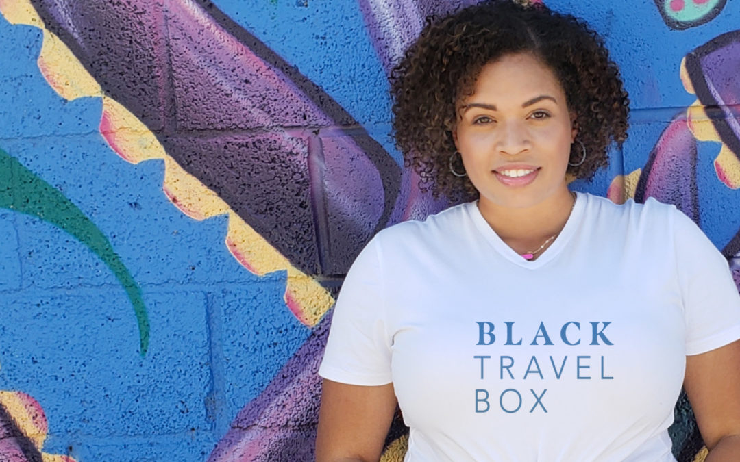 The Black Travel Box Provides Travel Size Hair and Skin Products for People of Color