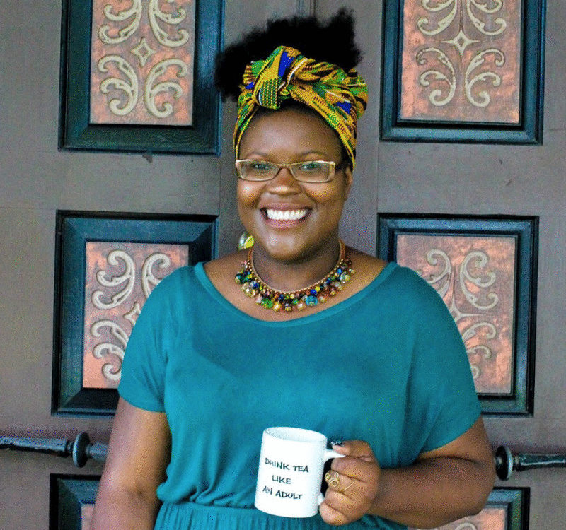 Shanae Jones is Using Herbalism and Hip-Hop to Change the Way You Think of Tea and Holistic Health