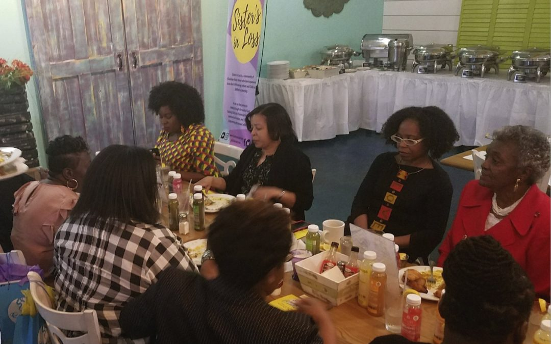 'Sisters in Loss' Helps Black Women Cope With Miscarriage and Infertility