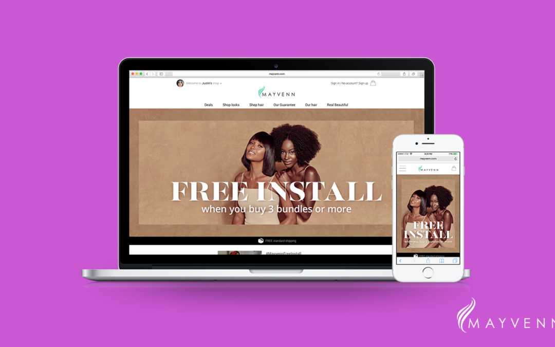 Black-Owned Beauty Startup Mayvenn Raises $23 Million