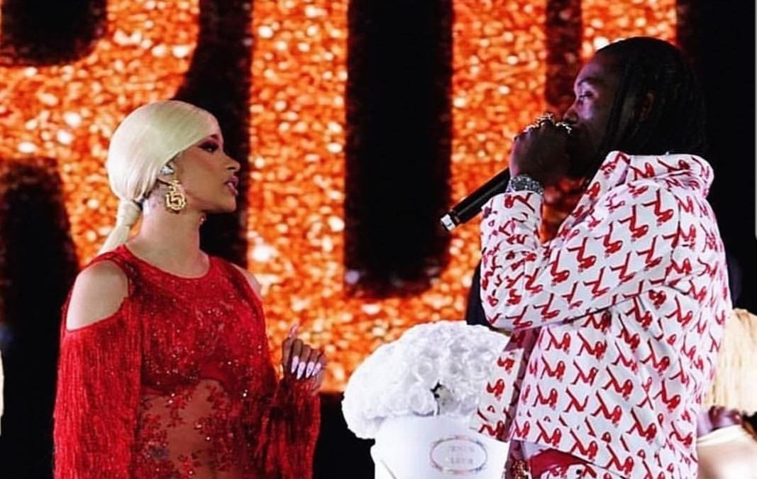 Cardi B and Offset Fiasco Sparks Discussion on Workplace Safety for Women
