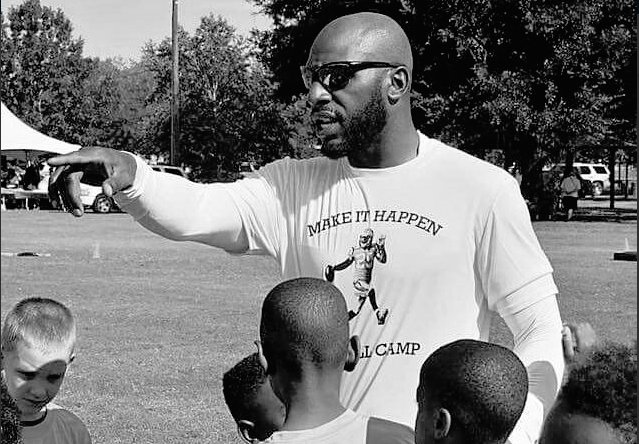 Former NFL Player Drayton Florence On Starting a Business After Retirement