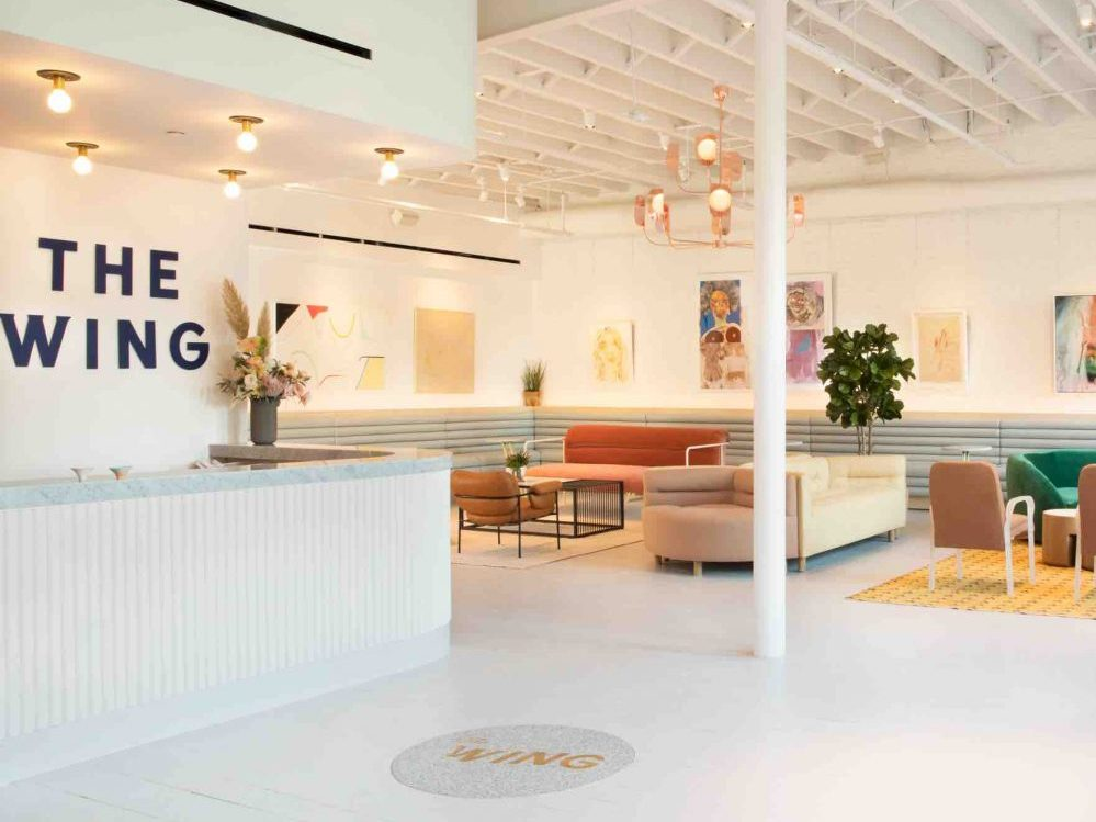 Women-Focused Community Space Called The Wing Closes $75M in Series C Funding