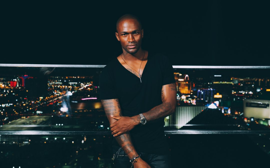 [VIDEO] Model Keith Carlos On Overcoming Extreme Adversity