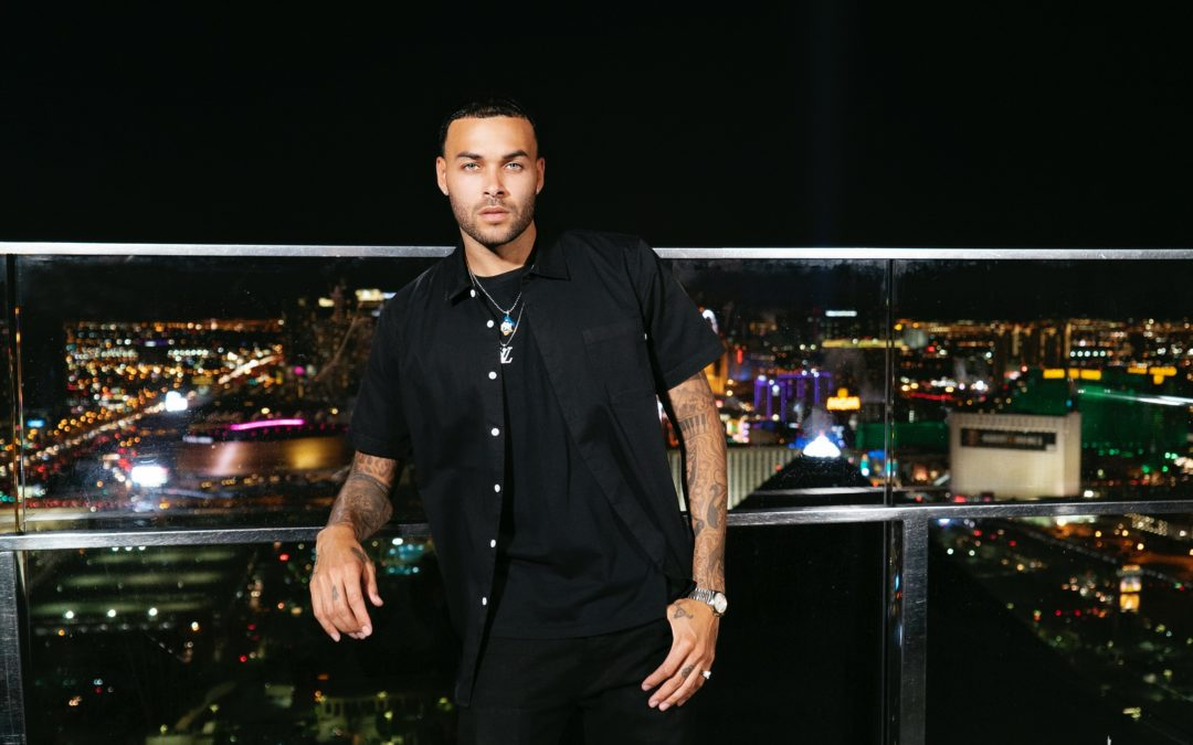 [VIDEO] Rapper, Model, and Actor, Don Benjamin Turns Talent into Influence