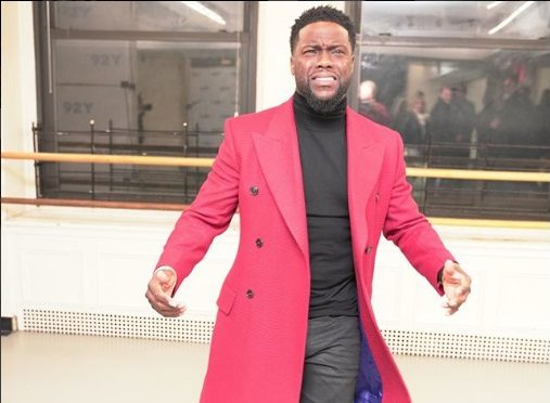 You Can't Escape Your Past, Take It From Kevin Hart