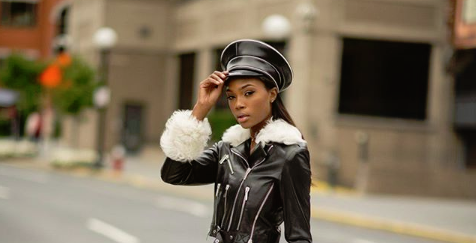 A Day In The Life of Black Model and Entrepreneur Afiya Bennett
