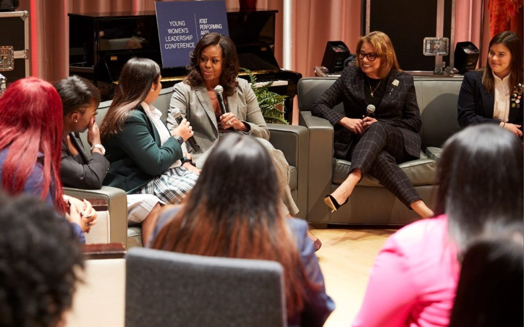 Michelle Obama Shares Leadership and Motivation Tips in Dallas