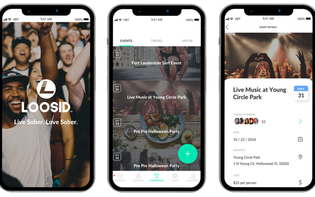 Loosid is the App for Living Sober – And Helps You Plan a Sober Super Bowl 2019 Party