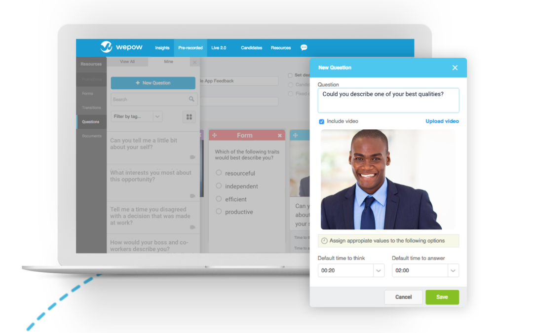 OutMatch AcquiresVideo Interviewing Software, Wepow