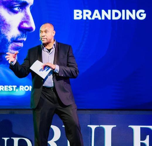 A Black Entrepreneur's Journey to Building A Global Brand