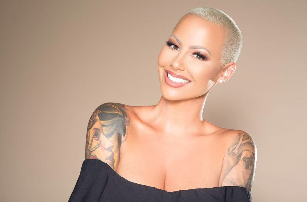 Amber Rose is Securing the Bag, Earning $2 Million A Year Off Instagram Alone