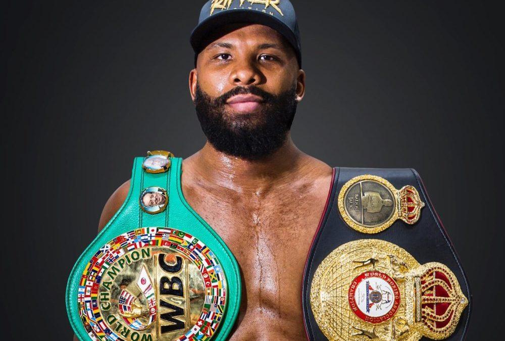 Boxer Badou Jack Lands Major Deal for Ripper Nutrition Line