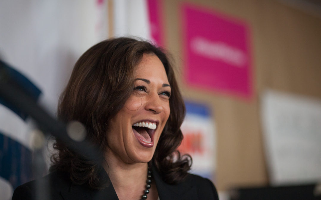 Presidential Candidate Kamala Harris Is Coming to Women of Power