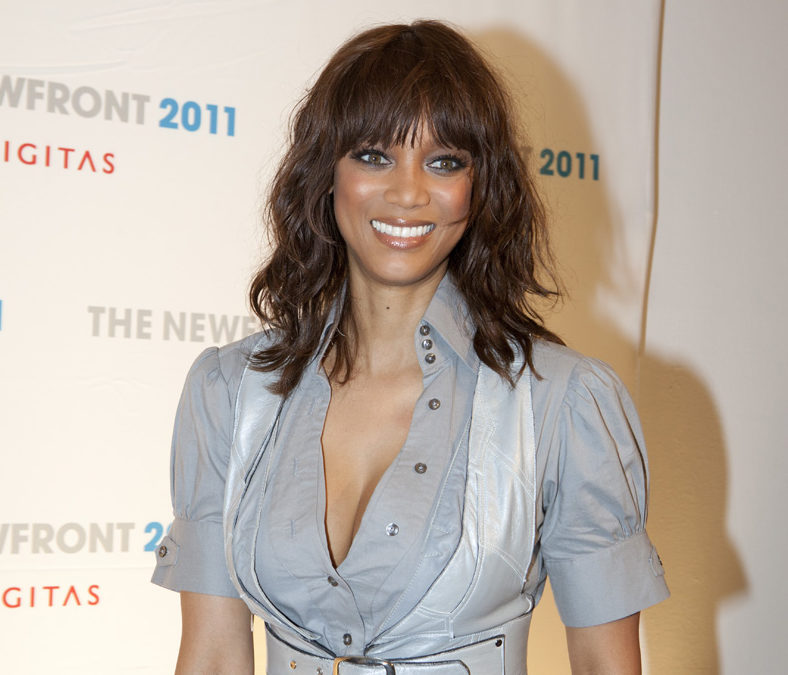 Report: Tyra Banks to Open a 'Model-Themed' Amusement Park
