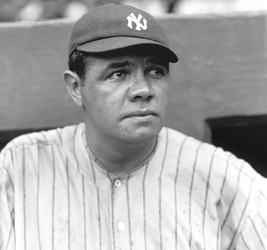 Was Babe Ruth Black?