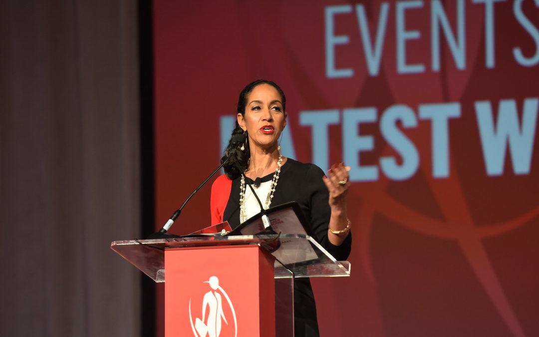 Caroline Clarke's Powerful Ode to Black Women at the 2019 Women of Power Summit