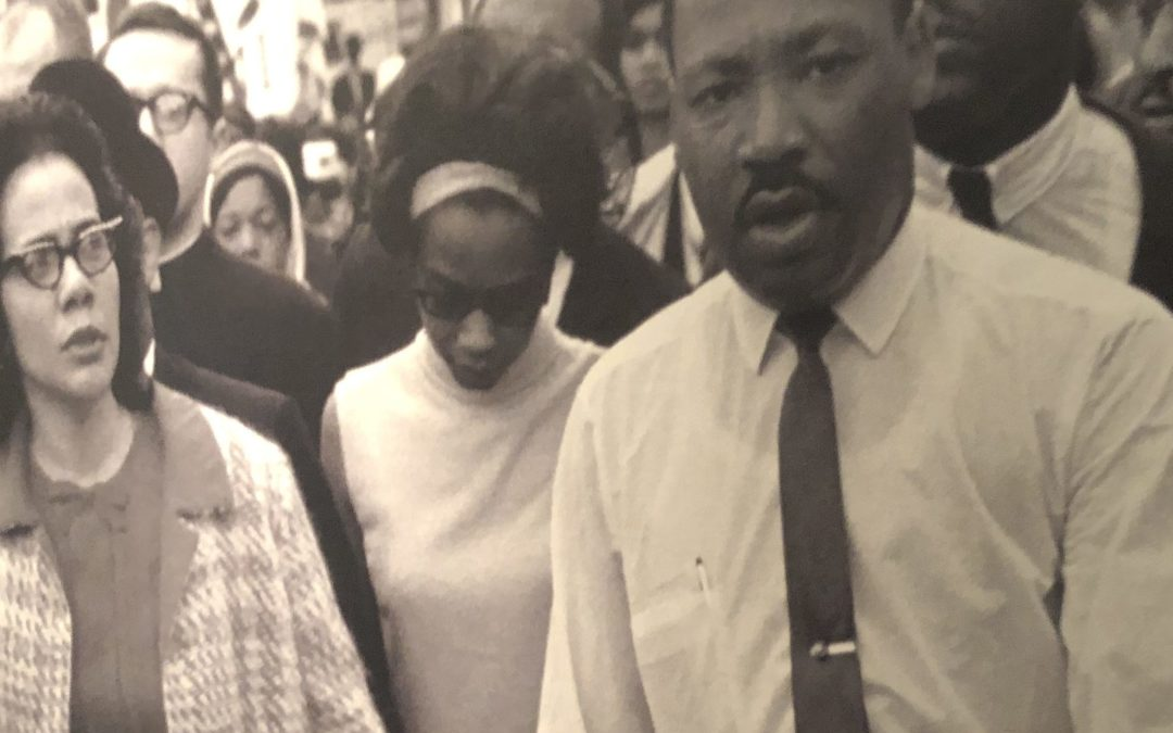 How I Revisited the Last Moments of Martin Luther King's Life