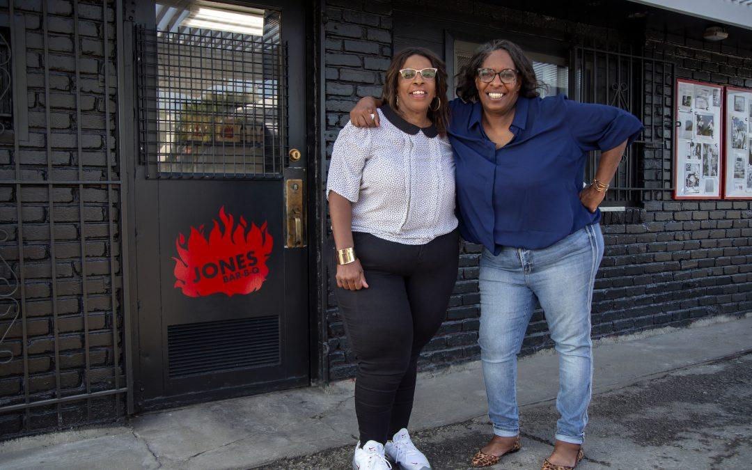 """Life after """"Queer Eye"""": Interview with Deborah Jones, Co-Owner of Jones BBQ"""