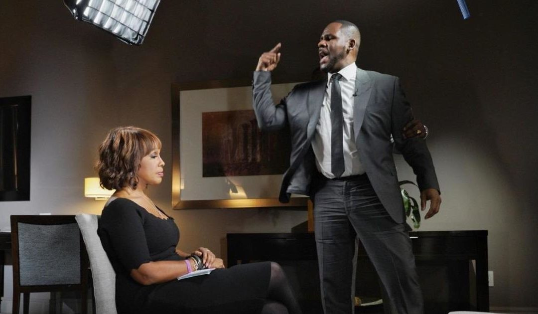 The Gayle King – R. Kelly Interview And Other Black Women Who Didn't Flinch