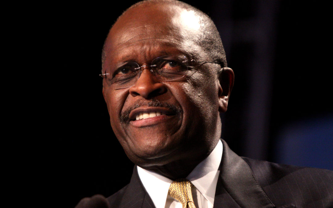 Tapped to Sit on Fed Board, Herman Cain Straddles Fence Between Business Success and Political Controversy