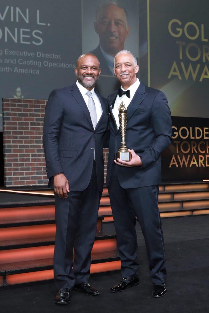 Arvin Jones Accepts 2019 NSBE Lifetime Achievement in
