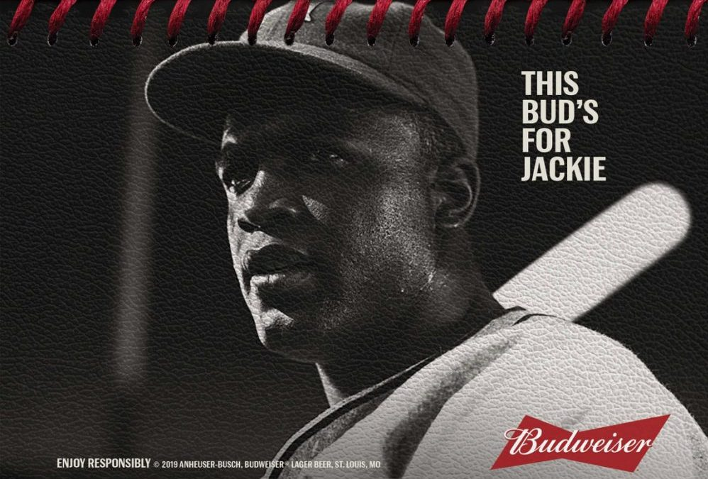 Jackie Robinson's Daughter on Carrying on Her Father's Legacy and Working With Budweiser