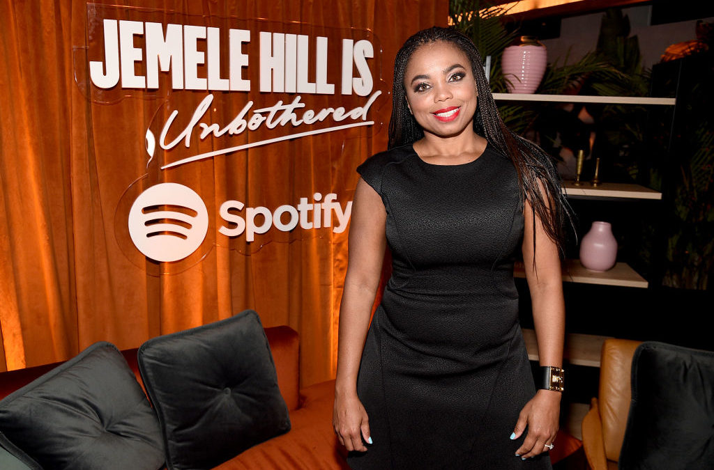 For the Record, 'Jemele Hill is Unbothered' and Has a New Spotify Podcast