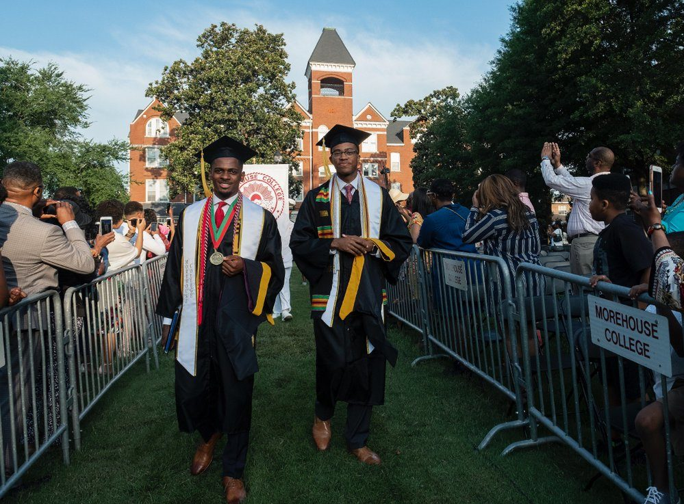 Morehouse Launches New Fund to Help Eliminate Student Loan Debt