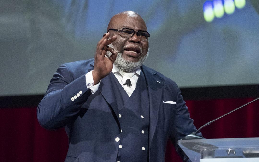 Black Entrepreneurs Are Leveling Up with TD Jakes - Black