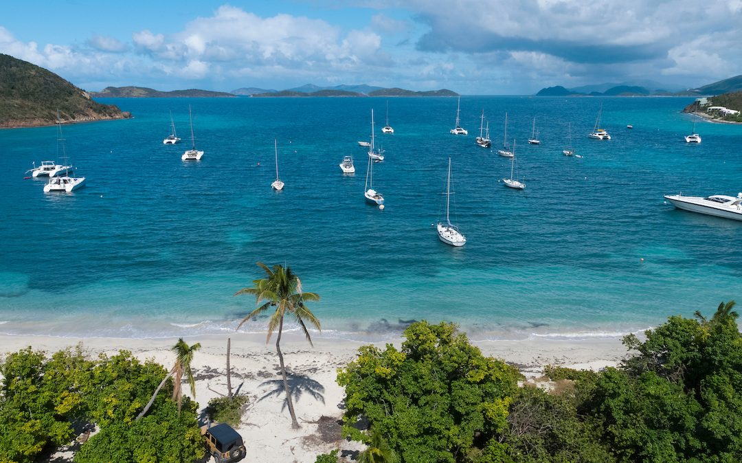 Rebuilding After the Storm: The U.S Virgin Islands Are Open for Business