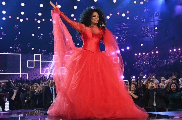 Diana Ross Had A 'Flying While Black' Moment