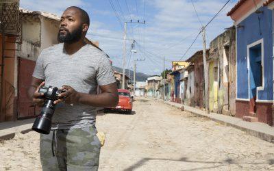 Marcell Pickens Jr.: Photographer and Filmmaker Gives Entrepreneurs The Star Treatment