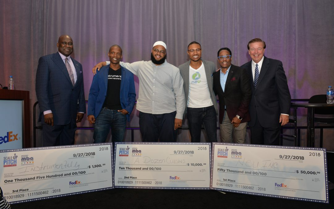 You Could Win $50K at the National Black MBA Association