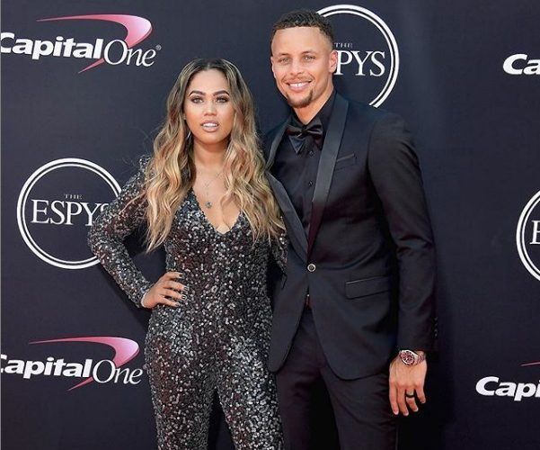 watch b28a3 c5638 Steph and Ayesha Curry s Net Worth  How The Curry Family Empire Made  Millions