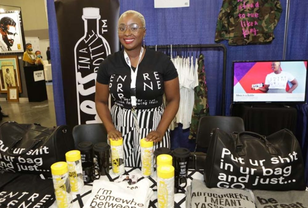 Over 1,000 Entrepreneurs and Innovators at Black