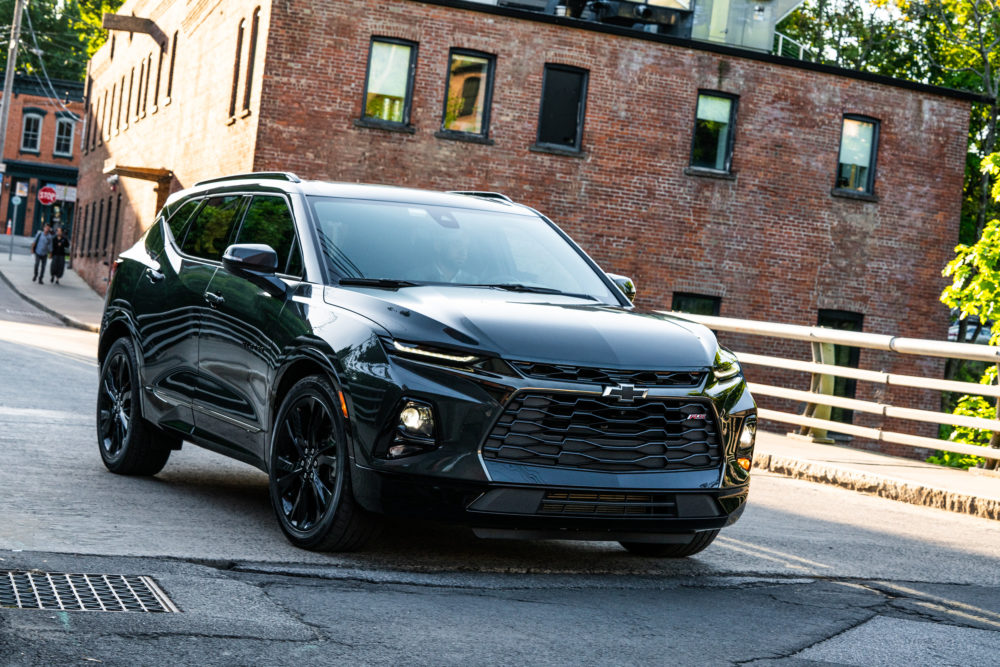 New Chevy Blazer >> General Motors Gives The Iconic Chevy Blazer A Reboot With Help From
