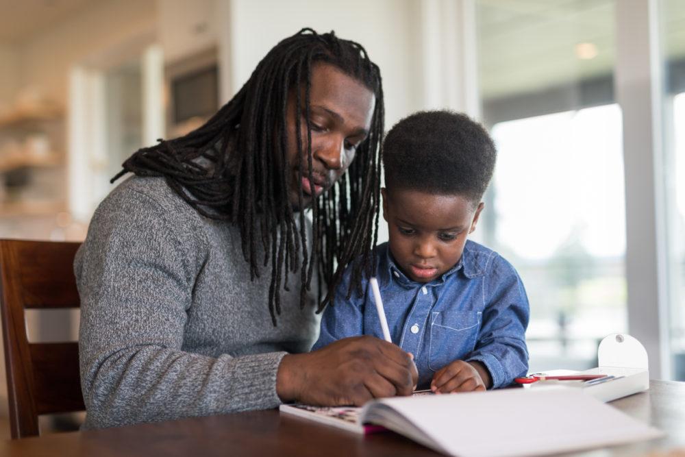 single black fathers